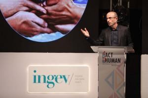 ActHuman İnsani Gelişme Zirvesi Yuval Noah Harari - 2