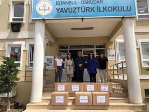 İNGEV, SEV Vakfı Anaokulu, Suriyeli Çocuklar için İşbirliği Yaptı
