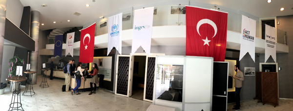 """Strengthening Refugee Entrepreneurship in Turkey"" Hatay Workshop was Held-1"
