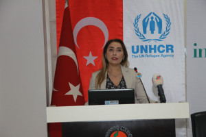 """Strengthening Refugee Entrepreneurship in Turkey"" Mersin Workshop was Held-"