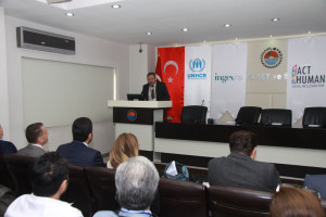 """Strengthening Refugee Entrepreneurship in Turkey"" Mersin Workshop was Held-3"