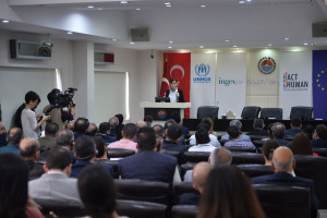 """Strengthening Refugee Entrepreneurship in Turkey"" Mersin Workshop was Held-9"