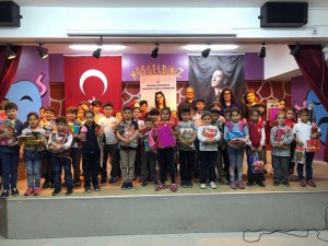 SEV Kindergarten and INGEV Got Together for Syrian Children-4