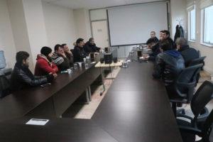 Suriyeli İşletmeler Bilgilendirme Toplantıları Başladı