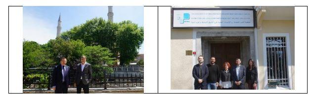 İNGEV ve UCLG-MEWA, İGE-İ'de İşbirliği Yaptı