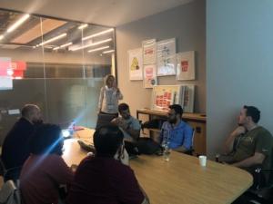 Yaratıcı ve Üretici Teknolojik Start-Uplar için Networking Buluşması