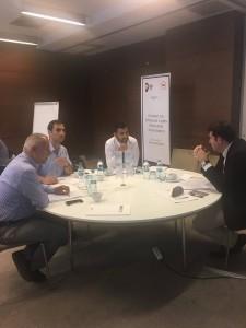 İstanbul Kalkınma Ajansı Proje Çalıştayı Gerçekleştirildi (1)
