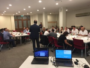 Sosyal Kapsama İnisiyatifi İkinci Toplantı-3