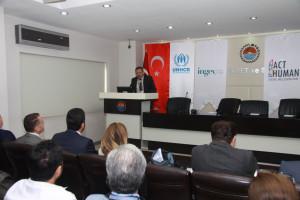 """""""Strengthening Refugee Entrepreneurship in Turkey"""" Mersin Workshop was Held-3"""