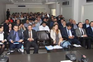 """""""Strengthening Refugee Entrepreneurship in Turkey"""" Mersin Workshop was Held-7"""
