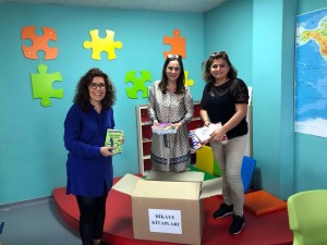 SEV Kindergarten and INGEV Got Together for Syrian Children-3