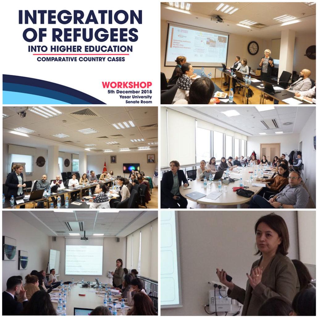 Eğitim Şart Çağrı Merkezi Projesi Çıktıları Uluslararası Çalıştayı