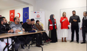 Suriyeli Girişimciler Bilgilendirme Toplantıları - Bağcılar