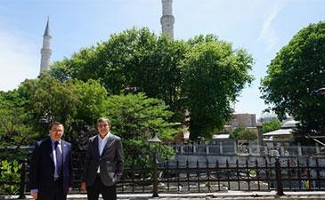 NGEV ve UCLG-MEWA İşbirliği Yaptı