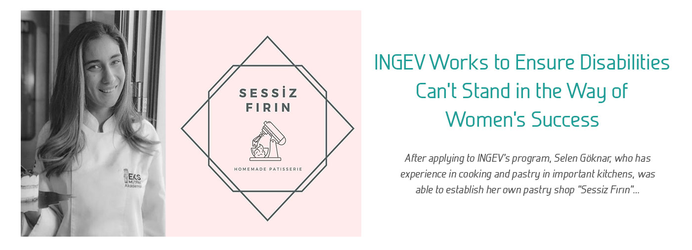 INGEV Works to Ensure Disabilities Can't Stand in the Way of Women's Success