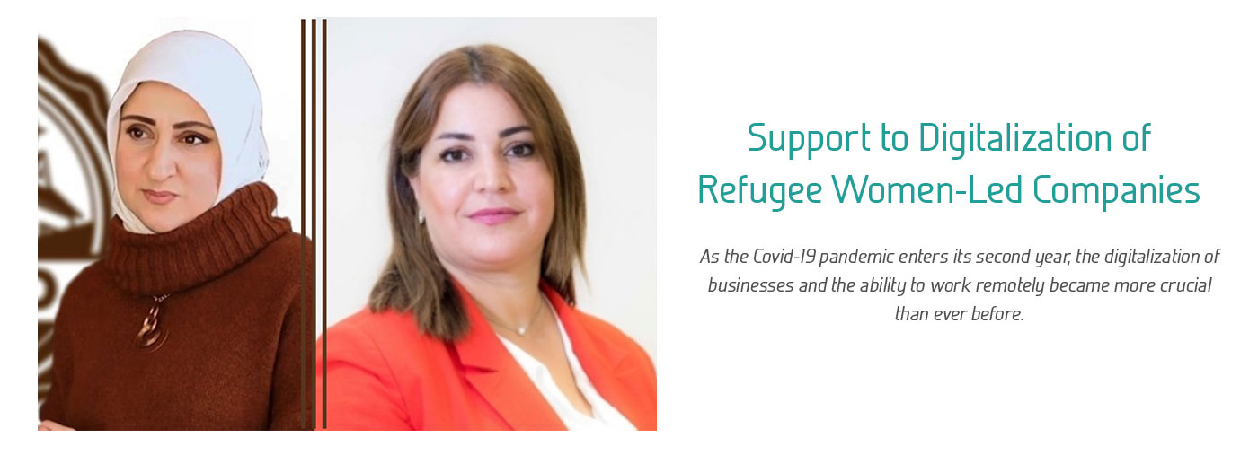 Support to Digitalization of Refugee Women-Led Companies