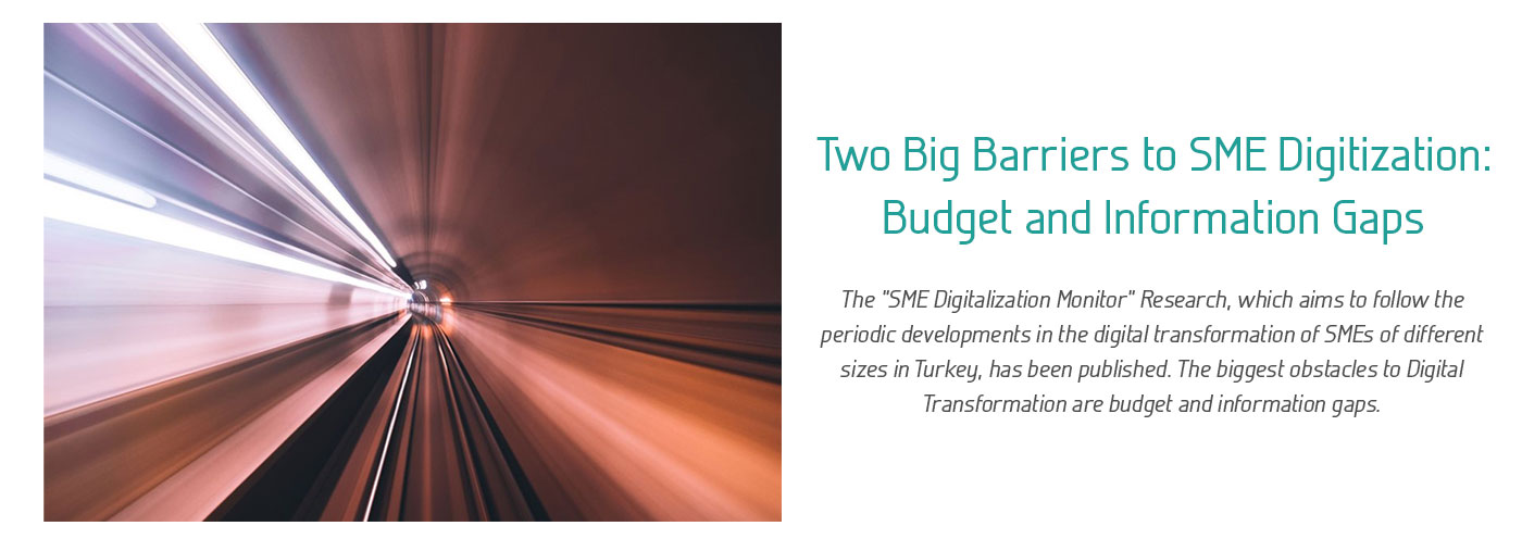 Two Big Barriers to SME Digitalization: Budget and Information Gaps
